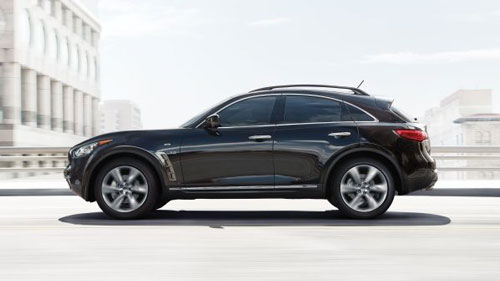Infinity QX 70 for rent in Lebanon