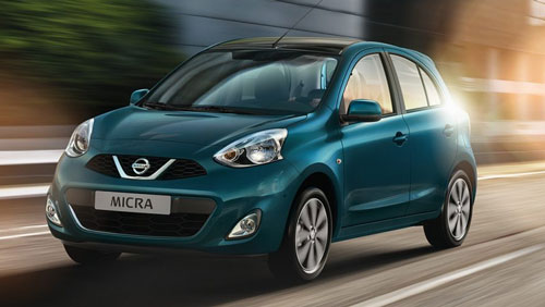 Nissan Micra for rent in Lebanon / Beirut - Race Rent a Car