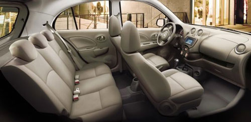 Nissan Micra for rent in Lebanon / Beirut