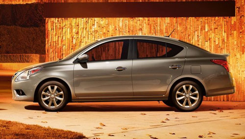 Nissan Sunny for rent in Lebanon