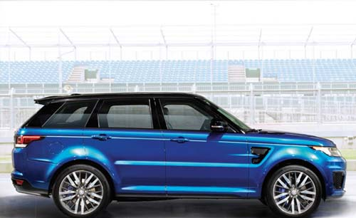 Range Rover Sport for rent in lebanon - Race Rent a Car