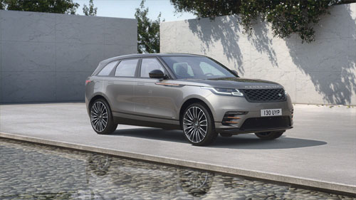 Range rover velar for rent in Lebanon