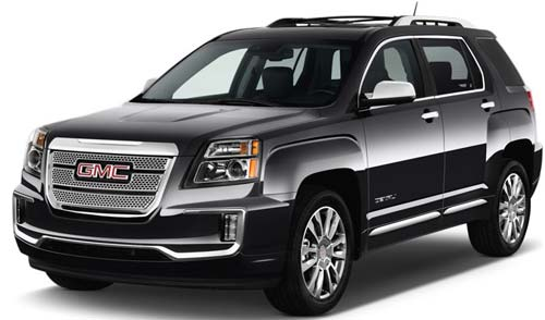 gmc terrain for rent in lebanon
