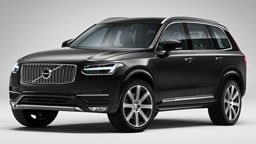 Volvo xc90 for rent in lebanon by race rent a car