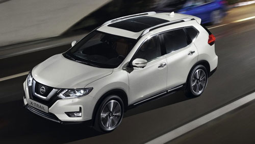 Nissan Xtrail for rent in lebanon